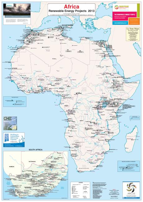 Africa Renewables 2013