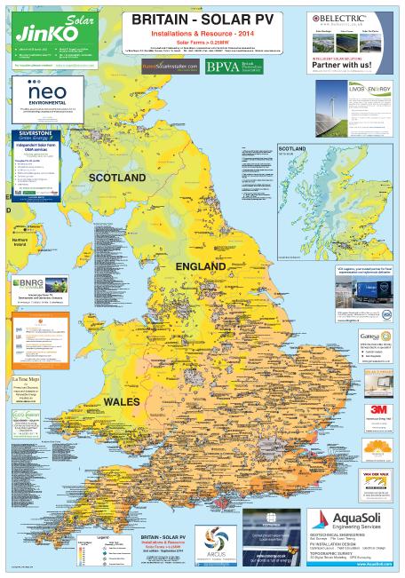 Britain Solar PV