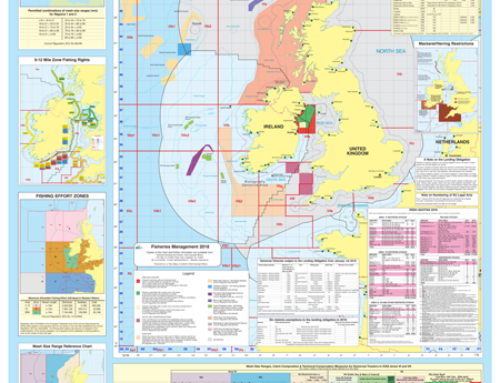 2018 BIM Fisheries Management Chart Released