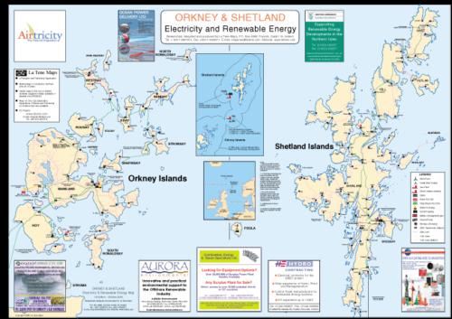 OrkneyShetland