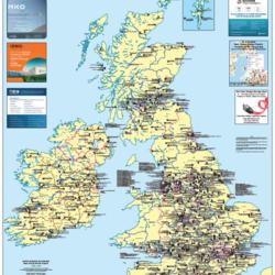 Energy Storage Maps